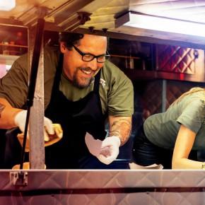 """""""Foodporn"""" vom Feinsten - Kiss the Cook - So schmeckt das Leben (""""Chef"""") von und mit Jon Favreau"""