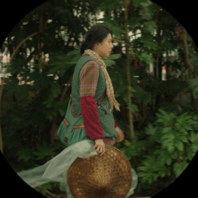 """Im Guckloch: """"I AM NOT MADAME BOVARY"""" von Feng Xiaoquang"""