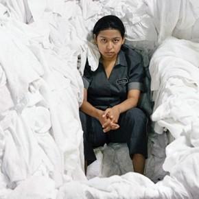 "Die Hinterbühne: ""The Chambermaid"" von Lila Avilés"
